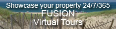 Showcase your property 24/7/365 - FUSION Virtual Tours - Cape Cod Virtual Tour Provider