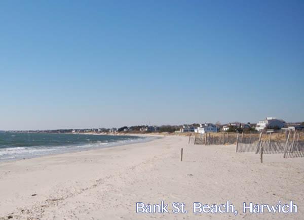 bannk st beach harwich