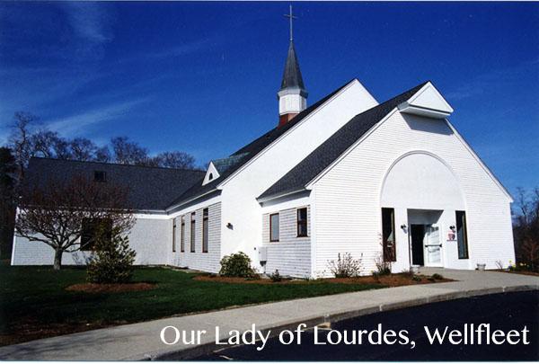 ourlady 0f Lourdes wellfleet