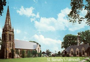 St. Barnabas Memorial Episcopal Church Falmouth
