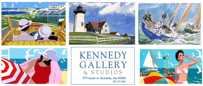 Kennedy Gallery Main Street, Hyannis