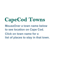 capecod towns